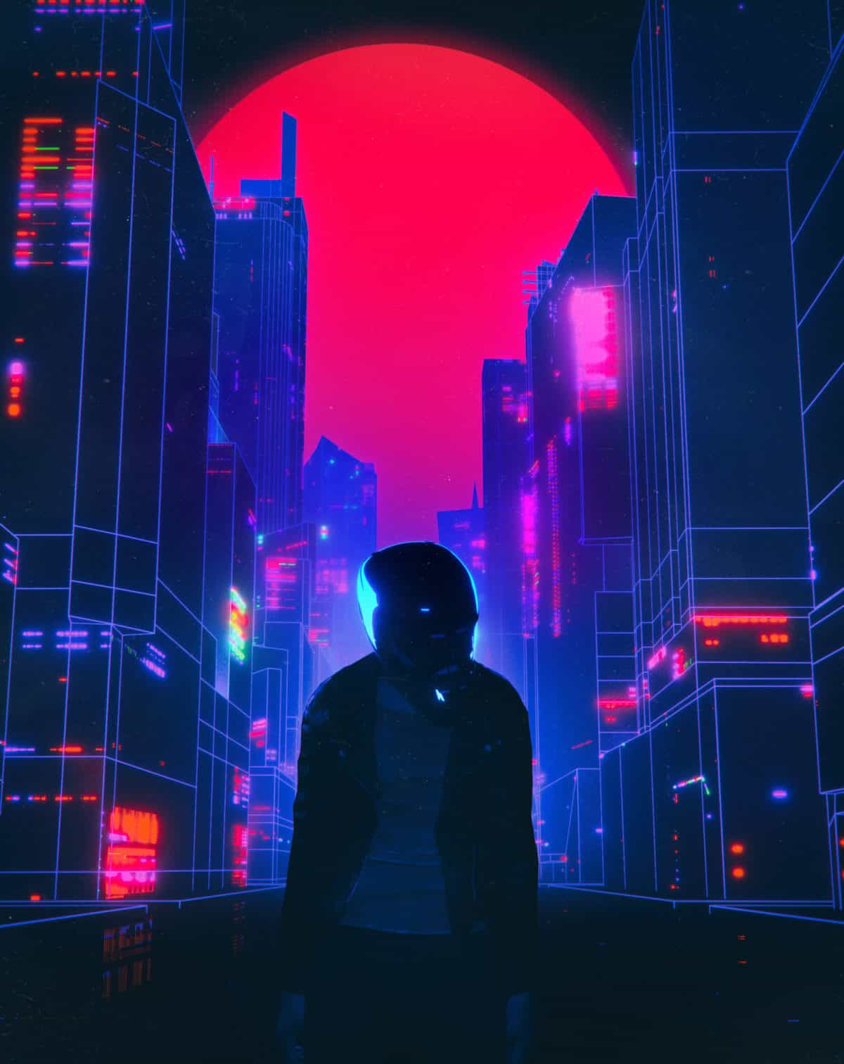 Digital artist Beeple
