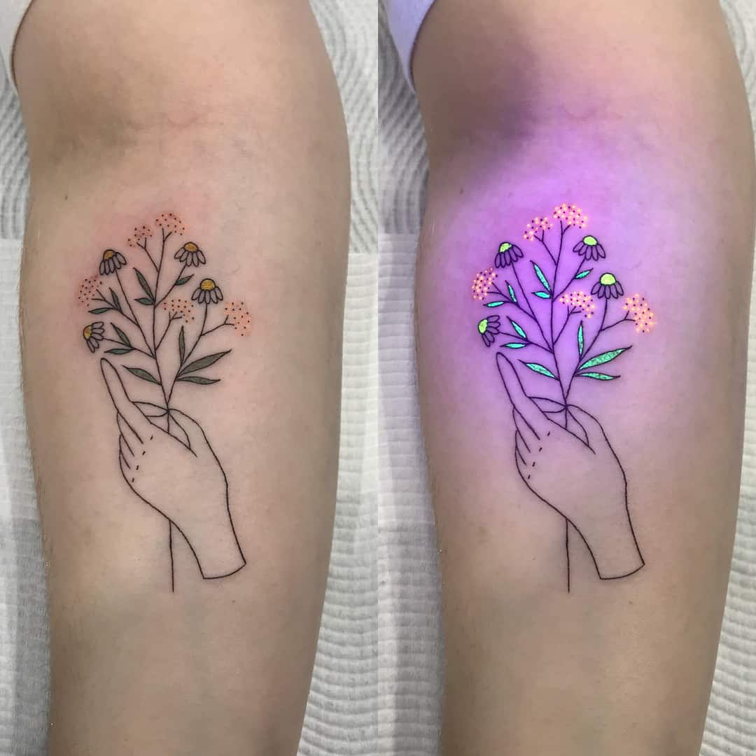 UV Tattoo Artist Tukoi Oya